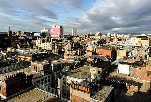 pilsētu ainavu arhitekts