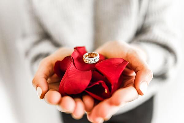 romantiskas Valentīndienas dāvanas